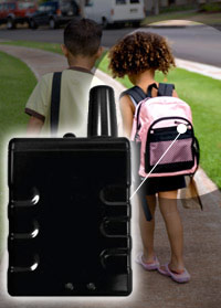 Kids Backpacks GPS Tracking System